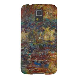 Coques Galaxy S5 Claude Monet | le pont japonais