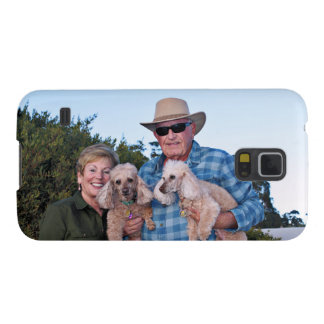 Coques Galaxy S5 Épuisement - caniches - Romeo Remy