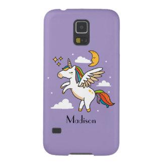Coques Galaxy S5 Licorne de vol
