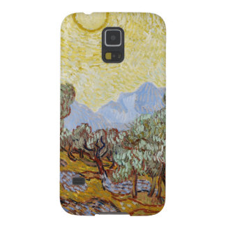 Coques Galaxy S5 Oliviers de Vincent van Gogh |, 1889
