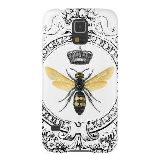 Coques Galaxy S5 Reine des abeilles française VINTAGE MODERNE