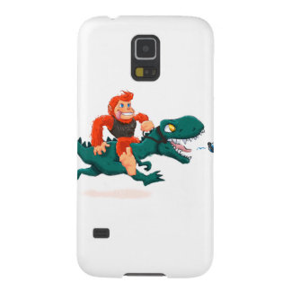 Coques Galaxy S5 Rex-bande dessinée Bigfoot de la Bigfoot-bande
