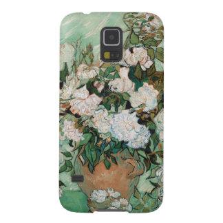 Coques Galaxy S5 Roses de Vincent van Gogh |, 1890