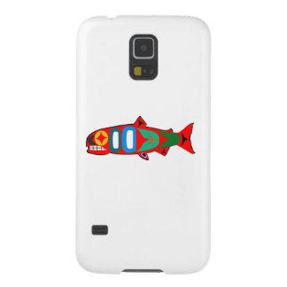 Coques Galaxy S5 Saumon côtier