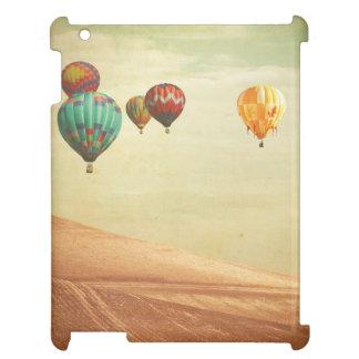 Coques iPad Ballons à air chauds dans le ciel