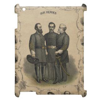 Coques iPad Héros de guerre civile