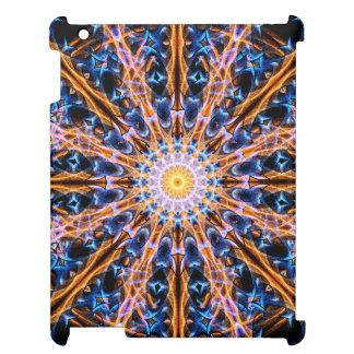 Coques iPad Mandala d'étoile d'alchimie