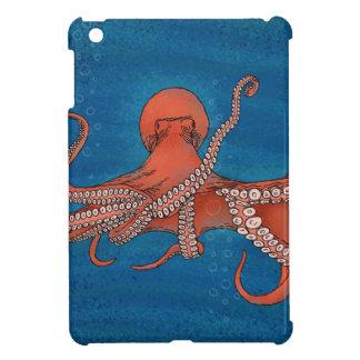 Coques iPad Mini Approche de poulpe