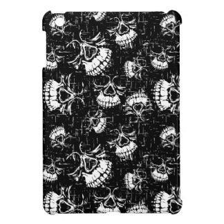 Coques iPad Mini arrière - plan de crâne