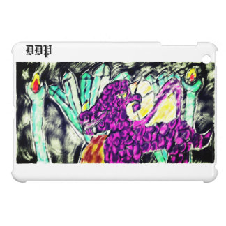 Coques iPad Mini art de diamant de dragon