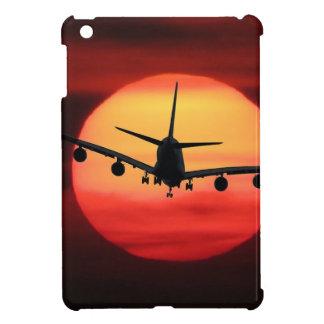 Coques iPad Mini Avions Sun