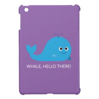 Coques iPad Mini Baleine, bonjour là !