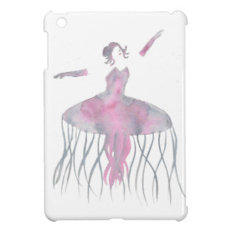 Coques iPad Mini Ballerine de méduses - Genevieve