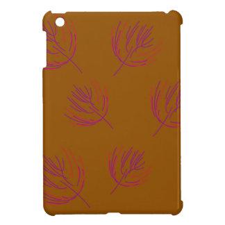 Coques iPad Mini Brun d'algues