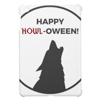 Coques iPad Mini Conception heureuse de Halloween de loup-garou
