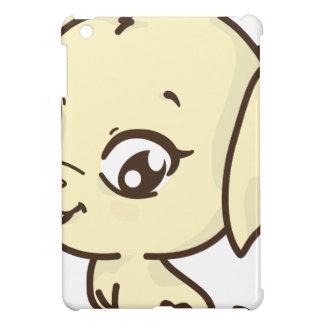 Coques iPad Mini Dessin heureux de chiot