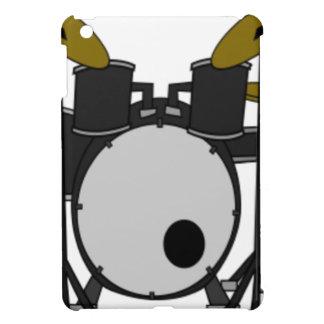 Coques iPad Mini Dessin réglé de tambour