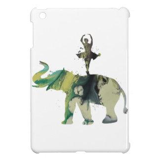 Coques iPad Mini Éléphant et ballerine