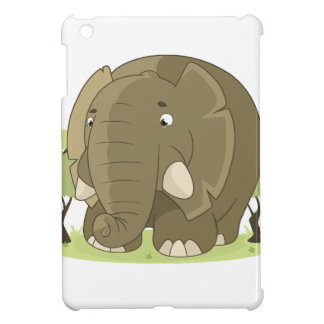Coques iPad Mini Éléphant mignon