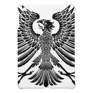 Coques iPad Mini Emblème impérial d'Eagle de style