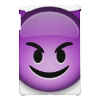 Coques iPad Mini Emoji vilain font face