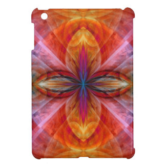 Coques iPad Mini Empire de la fleur de Sun