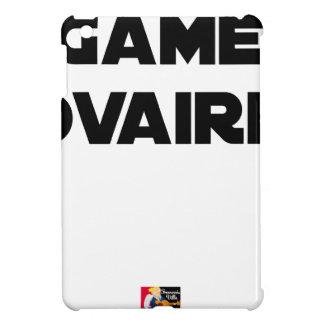Coques iPad Mini Game Ovaire - Jeux de Mots - Francois Ville