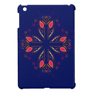 Coques iPad Mini Gens de bleu d'éléments de conception