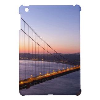 Coques iPad Mini Golden gate bridge San Francisco au lever de