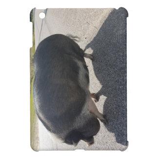 Coques iPad Mini Grand porc