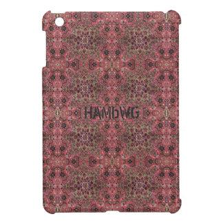 Coques iPad Mini HAMbyWG - cas dur - rose de gitan