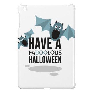 Coques iPad Mini Huez la conception de Halloween de battes