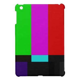 Coques iPad Mini La TV barre l'essai de couleur