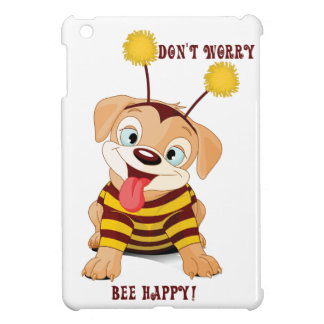 Coques iPad Mini Les abeilles d'amants de chiots de chien ne