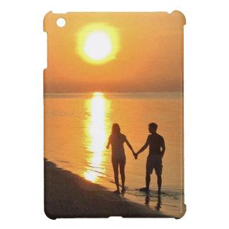 Coques iPad Mini Marche sur la plage
