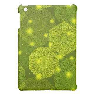 Coques iPad Mini Motif de luxe floral de mandala