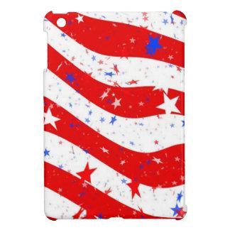 Coques iPad Mini Nous drapeau américain de drapeau de l'Amérique de