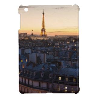 Coques iPad Mini Paris by night