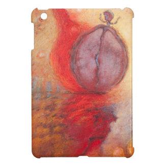Coques iPad Mini Peinture à l'huile d'abrégé sur danse du feu