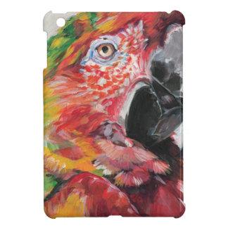 Coques iPad Mini Perroquet rouge