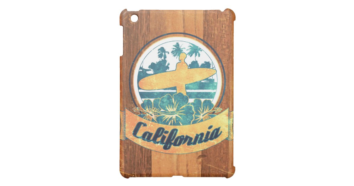 coques ipad mini planche de surf de la californie. Black Bedroom Furniture Sets. Home Design Ideas