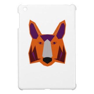 Coques iPad Mini Renard de conception sur le blanc