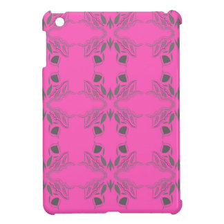Coques iPad Mini Rose d'éléments de conception