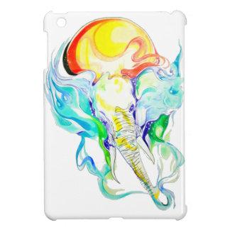 Coques iPad Mini soleil d'éléphant