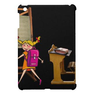 Coques iPad Mini stupéfaction d'école