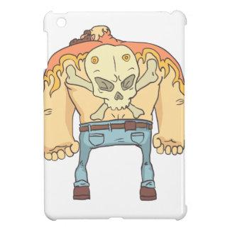 Coques iPad Mini Style tatoué de bandes dessinées décrit par