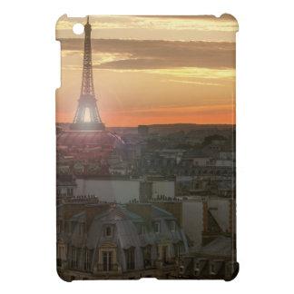 Coques iPad Mini Sunset on the Eiffel tower, Paris, France