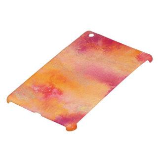 Coques iPad Mini Touché par couleur pour aquarelle du feu