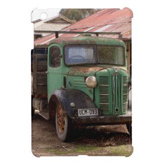 Coques iPad Mini Vieux camion vert