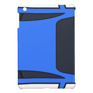 Coques iPad Mini Voiture de sport bleu-foncé
